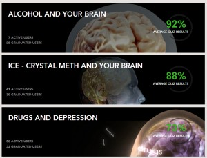 Alcohol and Drugs Triple Pack screen shot
